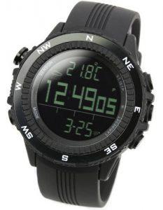 LAD WEATHER GERMAN SENSOR MASTER Tactical Watch -- Best Tactical Watches