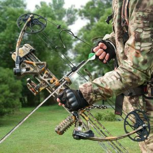 Crossbows vs Compound Bows vs Traditional Long Bows or
