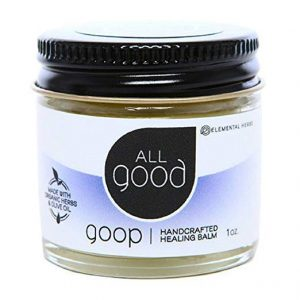 All Good Goop - Handcrafted Healing Balm - Made with Organic Herbs